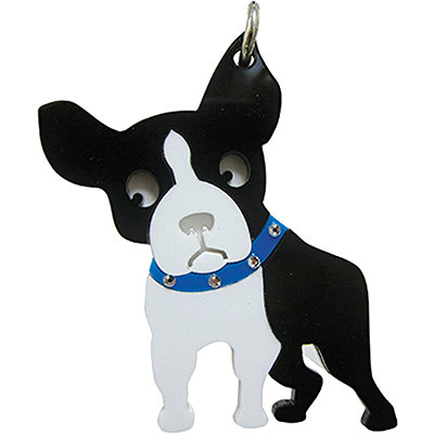 400x400 Boston Terrier Silhouette Clipart Free Clip Art Image