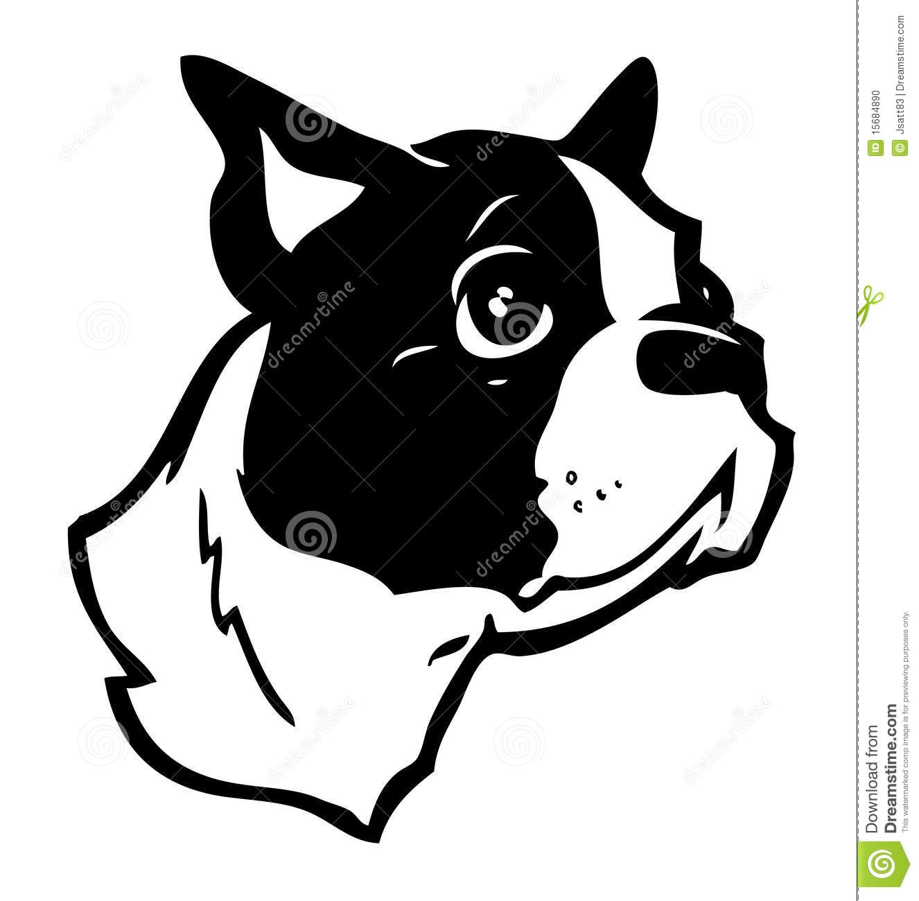 boston terrier silhouette at getdrawings com free for personal use rh getdrawings com boston terrier clip art free boston terrier clip art images
