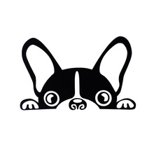 220x220 Buy Boston Terrier Decal And Get Free Shipping