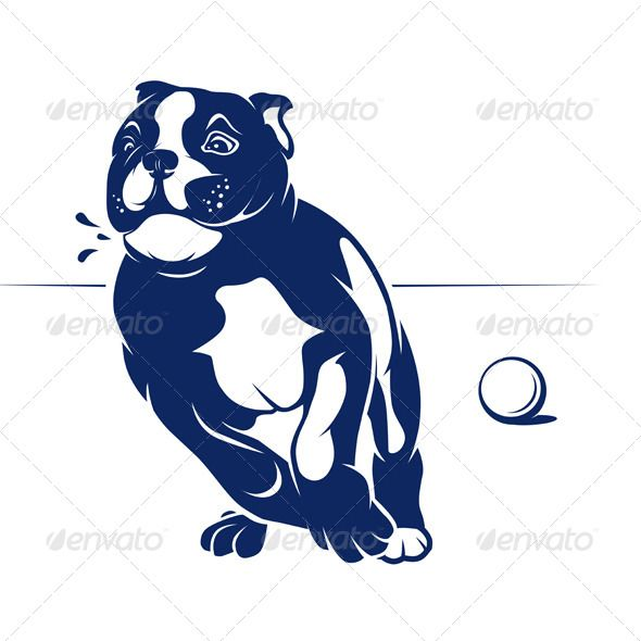590x590 Running Dog Vector File And Icon Illustrations