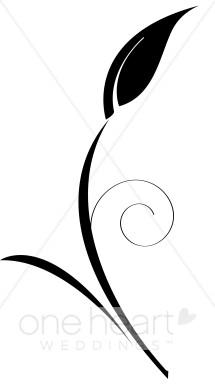 215x388 Leaf Silhouette Clipart Wedding Leaf