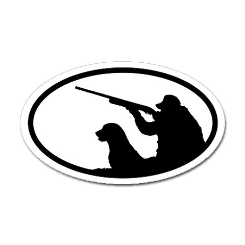 480x480 Hunting Dog Silhouette Clipart