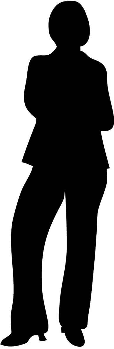 388x1181 Silhouette Of Man Pointing To Sky Clipart Png
