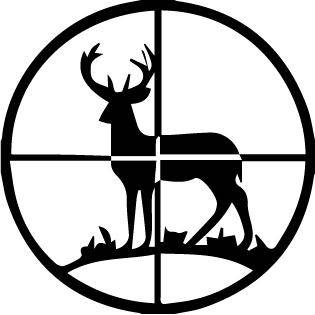 315x315 Deer Svg Deer Rifle Aim Svg Rifle Aim Svg Aim Svg Deer