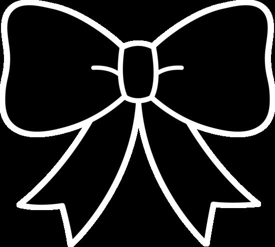 550x495 Black Bow Silhouette Silhouettes, Stencils