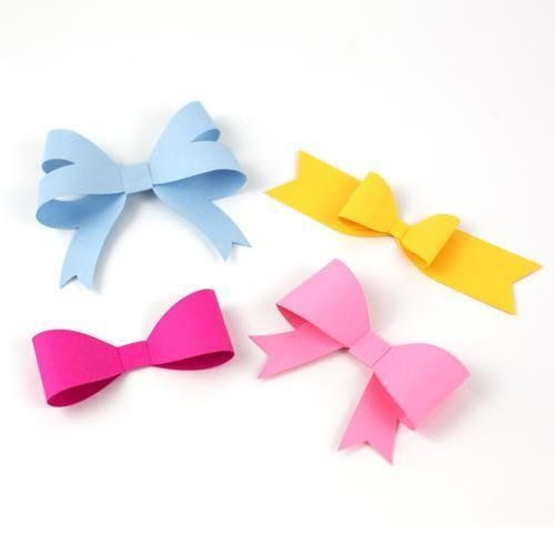 500x500 3d Bow Set This Bundle Includes The Four Darling 3d Bows Pictured