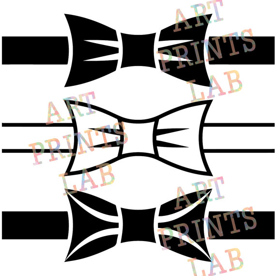 570x569 Svg Bow Tie Cutting File Bow Tie Svg Bow Tie Eps Bow Tie