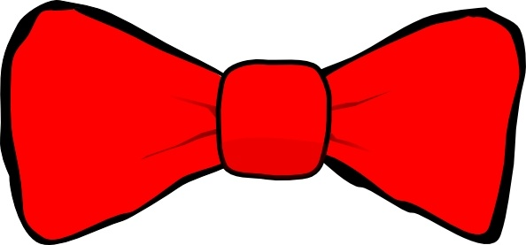 594x277 Bow Tie Clip Art Free Vector In Open Office Drawing Svg ( Svg
