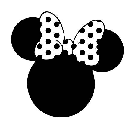 438x435 Mickey Mouse Bowtie Svg, Mickey Mouse Bow Tie Svg File For Cricut
