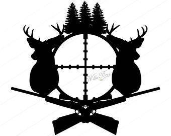 340x270 Bow Hunting Svg Hunting Svg Deer Hunting Svg Deer Svg