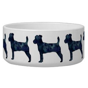 307x307 Jack Russell Terrier Pet Bowls