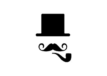Bowler Hat Silhouette
