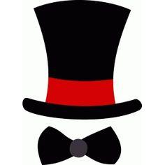 236x236 Moustache, Top Hat, Bowler Hat, Bow Tie, Glasses, Monocle, Pipe