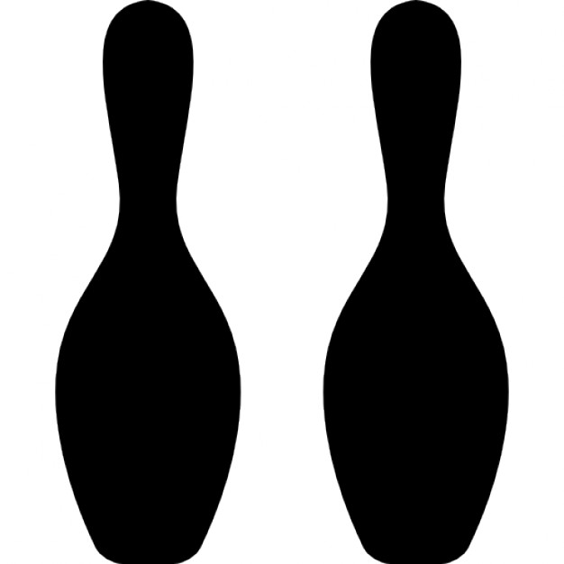 626x626 Bowling Bowls Silhouette Icons Free Download