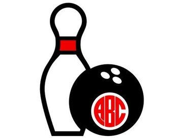 340x270 Bowling Cricut Etsy