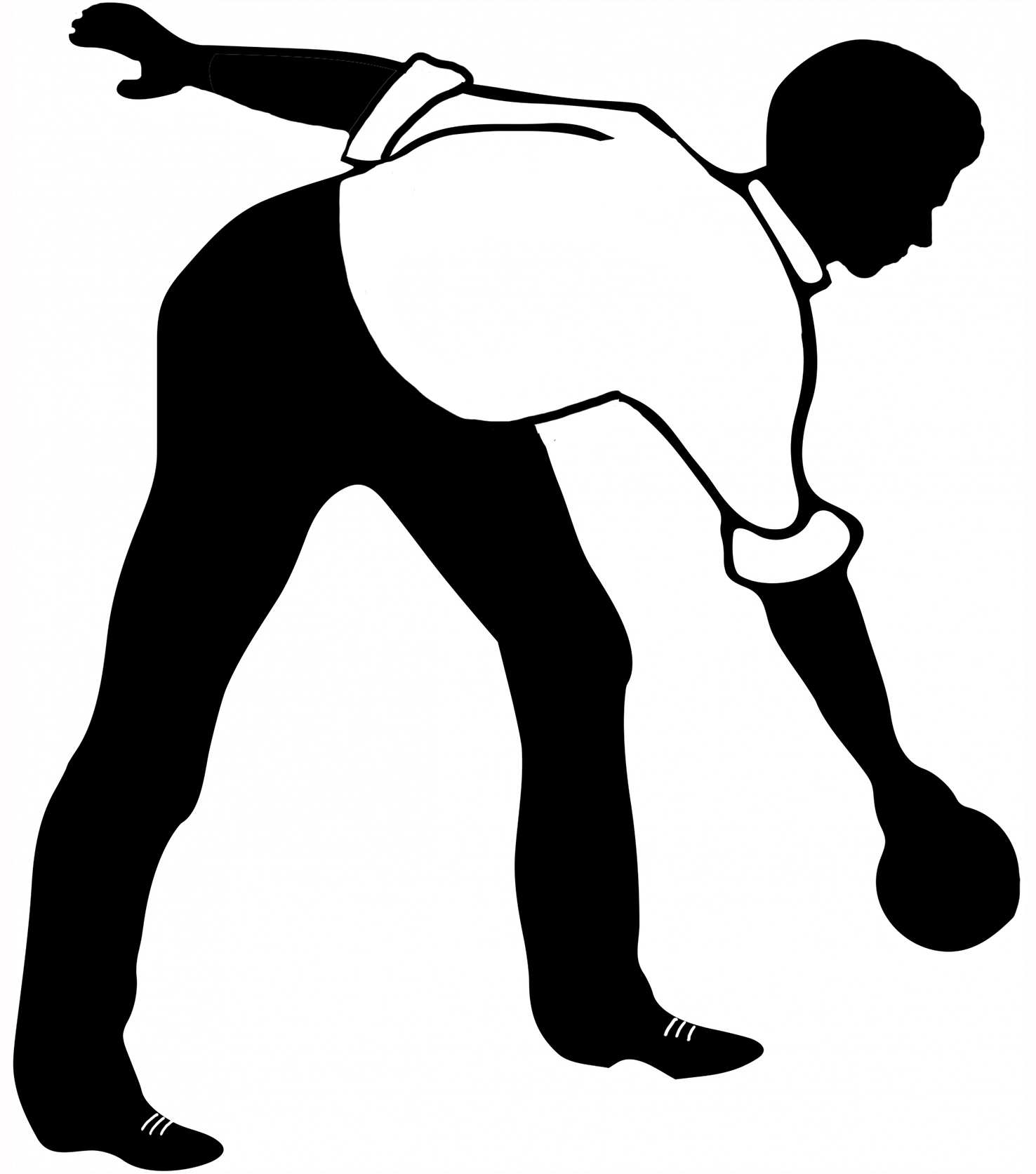 1476x1673 Bowling Clipart