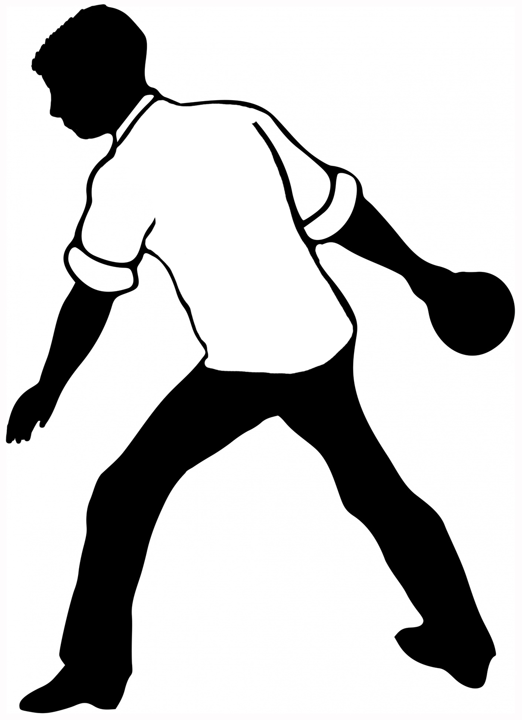 1063x1467 Bowling Clipart