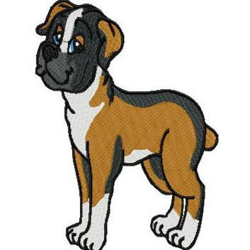 boxer dog silhouette clip art at getdrawings com free for personal rh getdrawings com boxer dog clipart free boxer dog clip art free