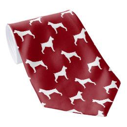 260x260 Boxer Dog Silhouette Accessories Zazzle