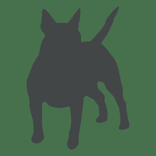 512x512 Dog Silhouette Boxer