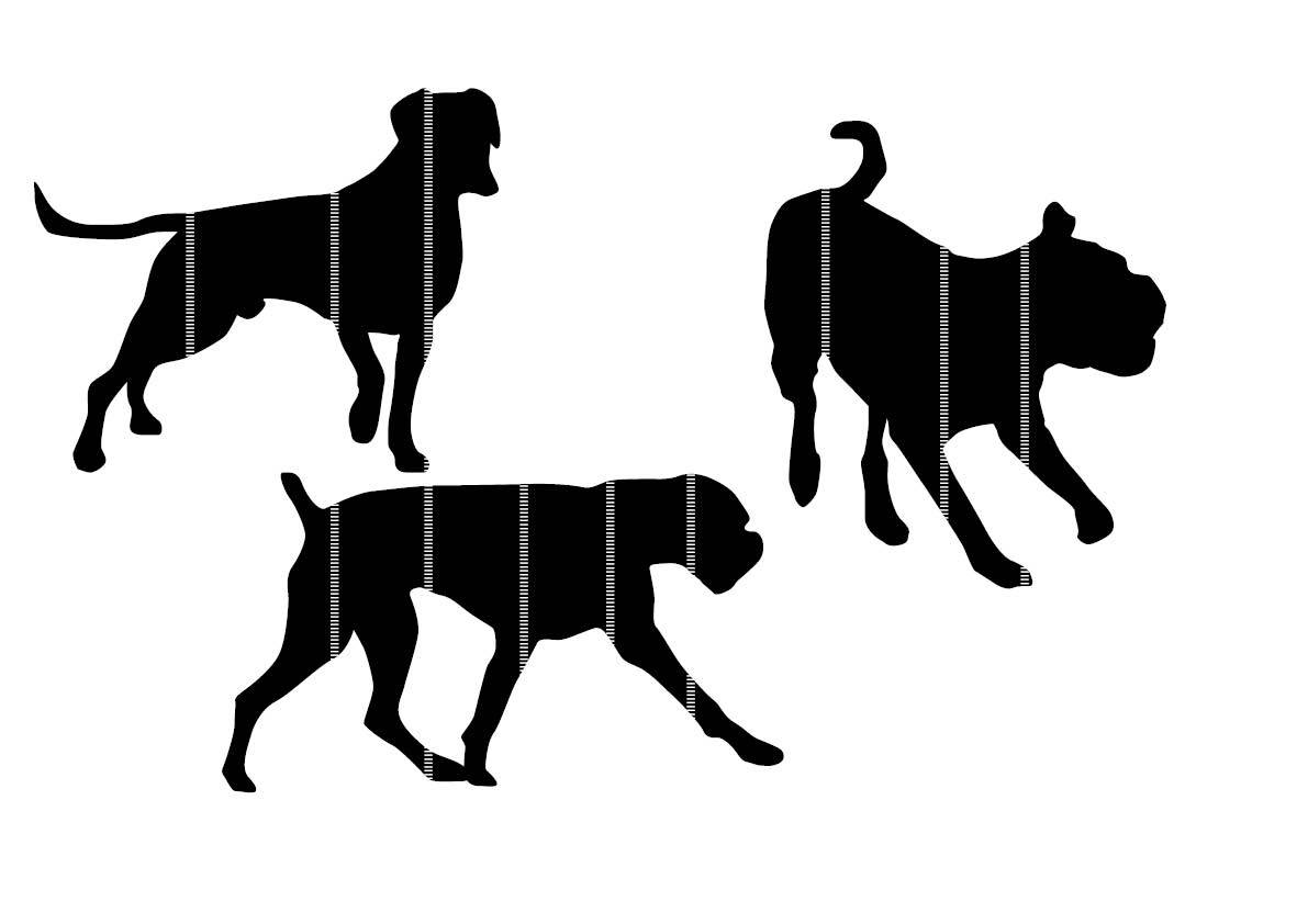 1191x842 Dog Svg Boxer Dog Art Clipart Silhouette Dog Vector Graphic