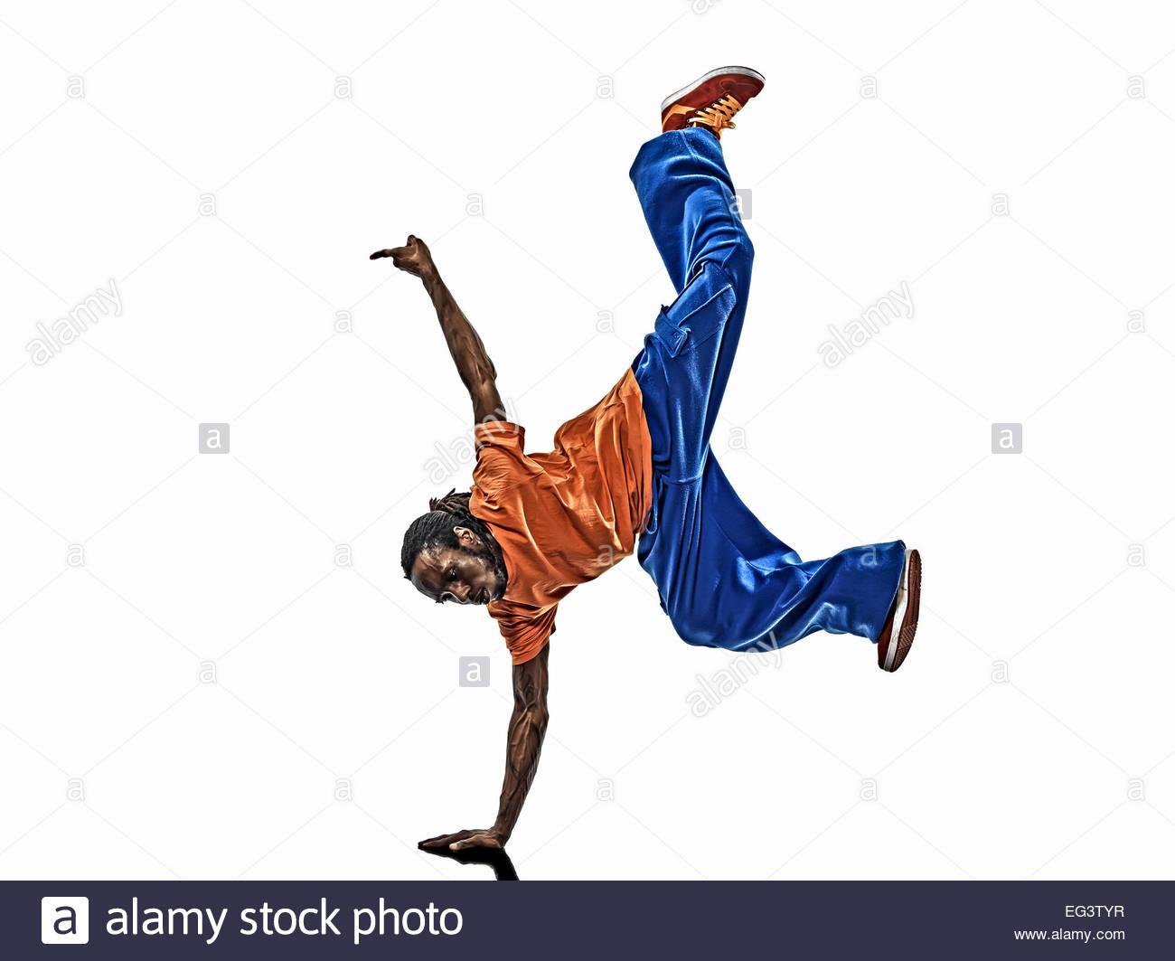 1300x1063 One Hip Hop Acrobatic Break Dancer Breakdancing Young Man
