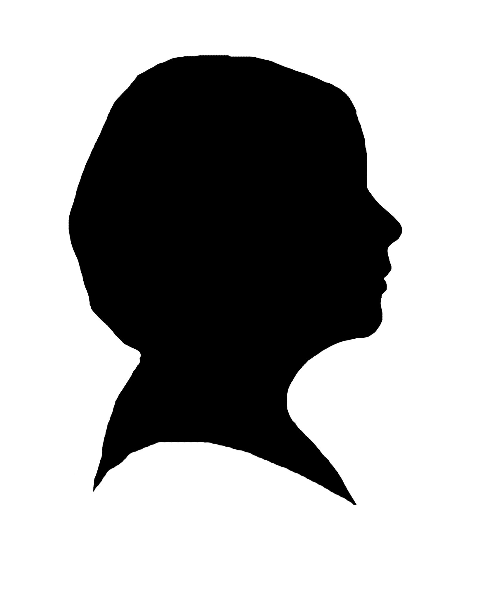 1638x2048 Silhouette Of A Boy