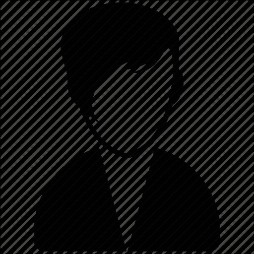512x512 Boy, Boy Face, Guy, Male, Male Silhouette, Young Boy Icon Icon