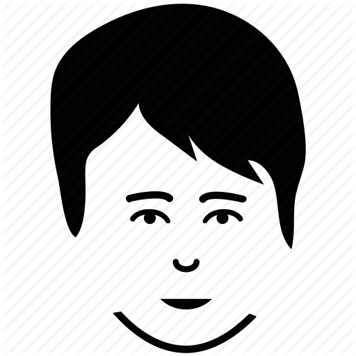 512x512 Boy, Boy Face, Guy, Male Silhouette, Young Boy Icon Icon Search