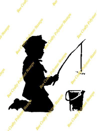 388x520 Inspired by Banksy ~ Fishing Boy, Inspired By Banksy Fishing Boy