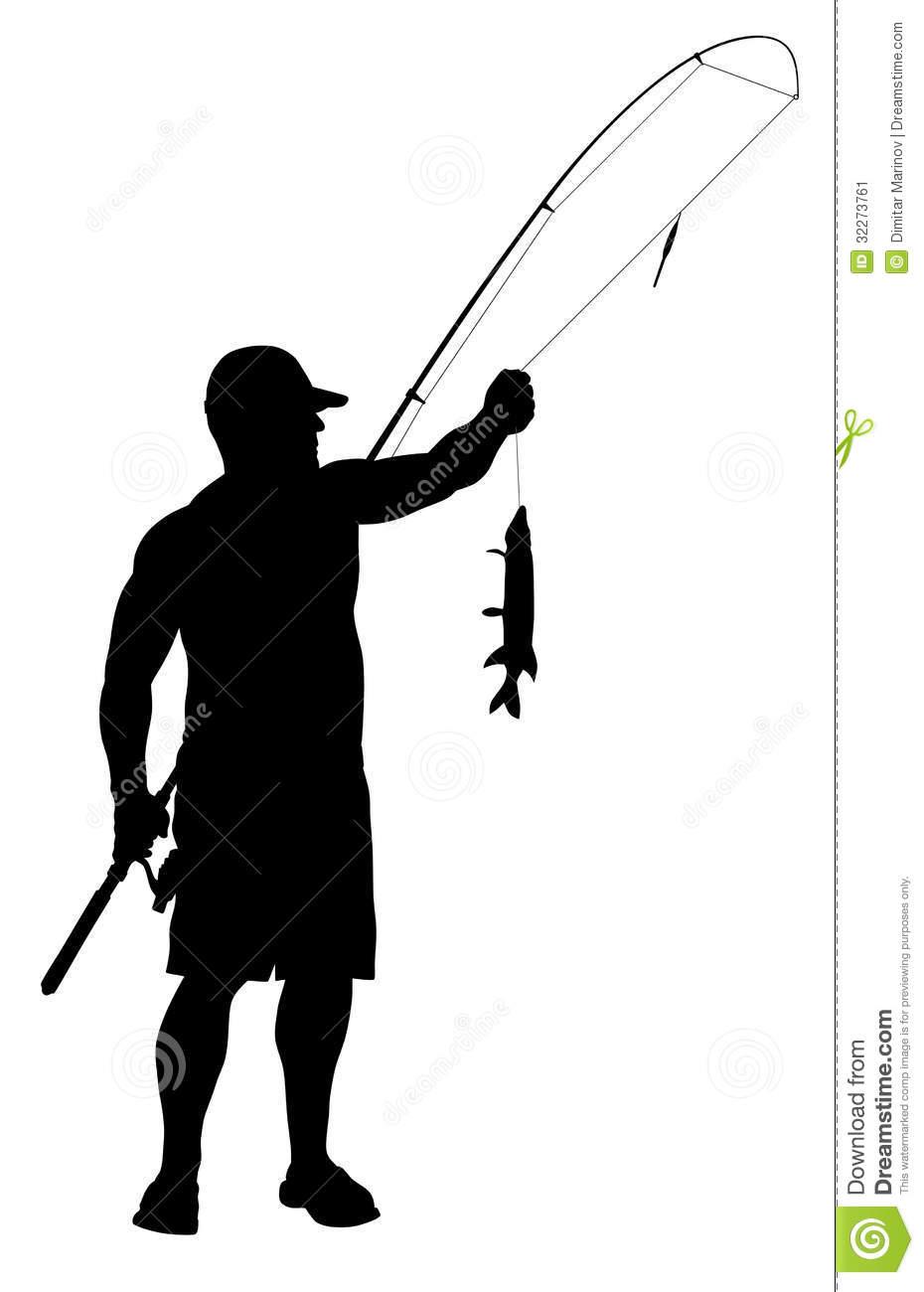 930x1300 fisherman clipart