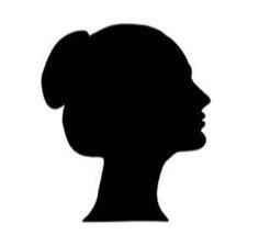 236x224 Silhouette Boy Head
