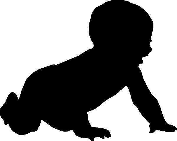 600x479 Boy Head Silhouette Clip Art images