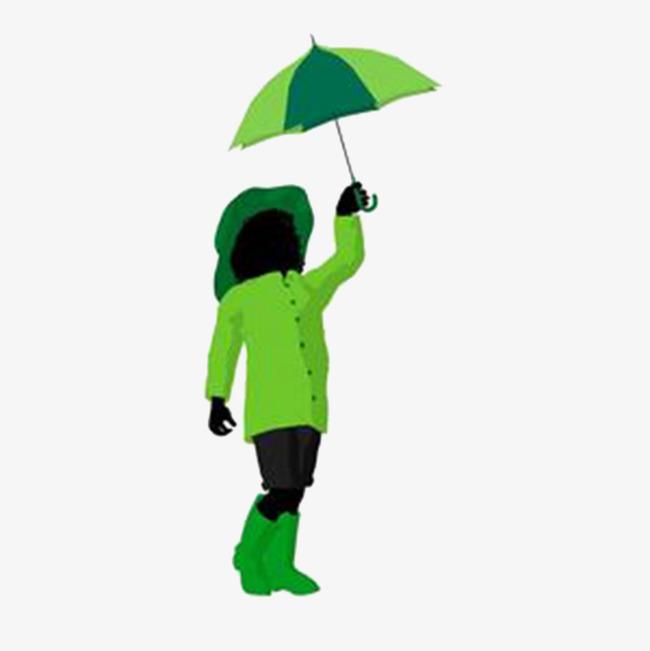 650x651 For Umbrella Silhouette Boy, For Umbrella, Boy, Sketch Png