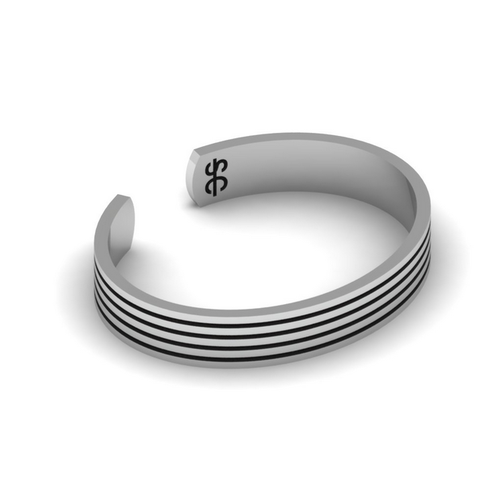 500x499 Silhouette Kada Bracelet, Designer Kangan