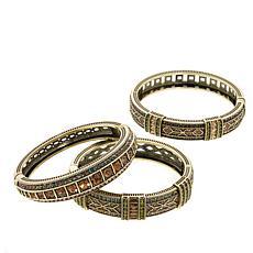 230x230 Baguette Silhouette Bracelet Hsn