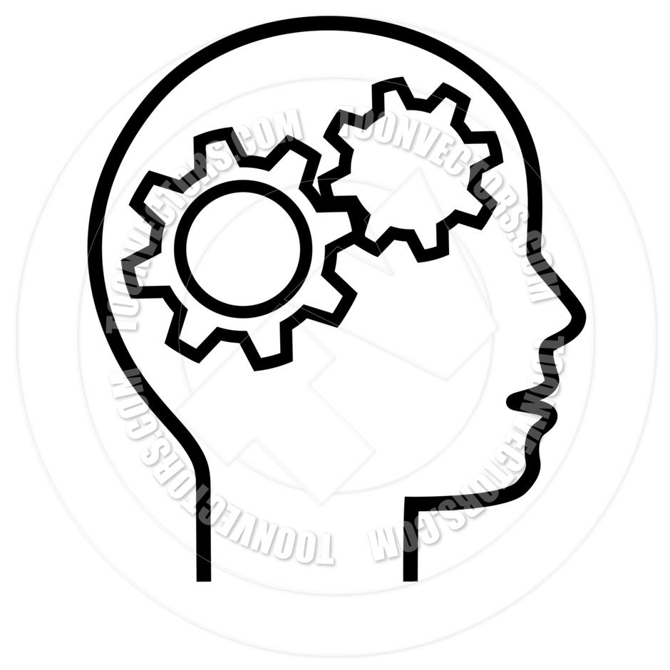 940x940 Mind Clipart Head Brain
