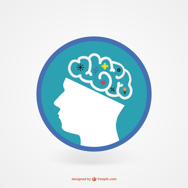 626x626 Genius Brain Icon Vector Free Download