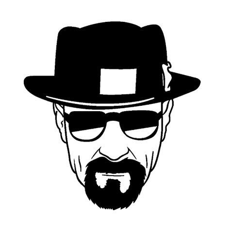 474x474 Breaking Bad Walter White Vector Illustration I Created A While