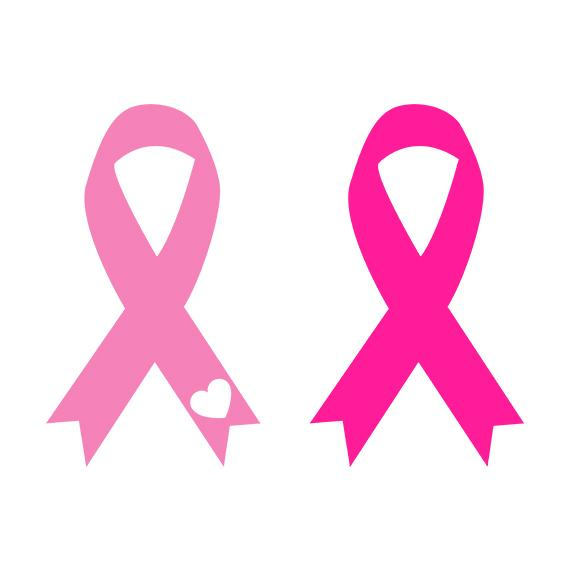 570x570 Breast Cancer Breast Cancer Svg Awareness Ribbon Svg