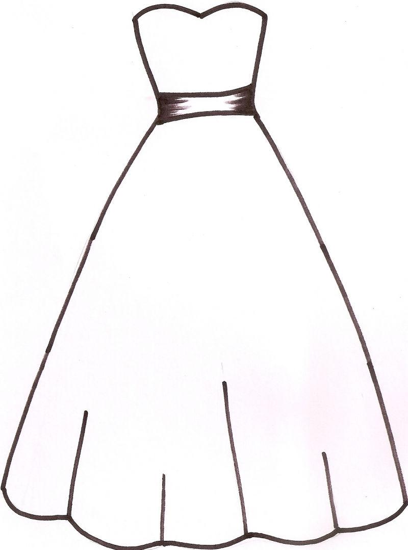 800x1077 Dress Silhouettes Wedding Silhouette Clip Art Gown Clipart