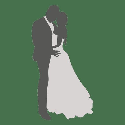 512x512 Wedding Couple Dancing Silhouette 3