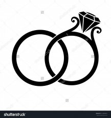 217x231 Exceptional Wedding Ring Silhouette