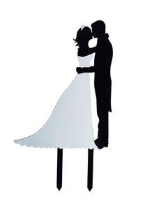 221x295 20 Best Silhouette Cake Toppers Images On Silhouette