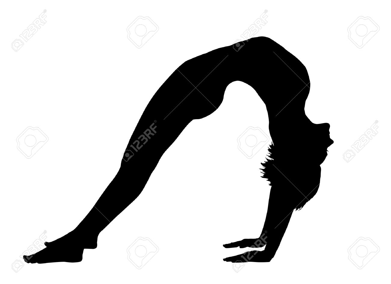 1300x944 Bridge Clipart Gymnastics