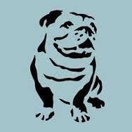 188x188 Resultado De Imagen De British Bulldog Silhouette Bulldog