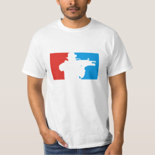 307x307 Soldier Silhouette T Shirts Amp Shirt Designs Zazzle