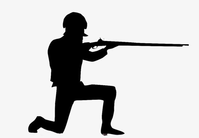 650x452 British Soldiers Silhouette, Hat, Posture, Gun Png Image