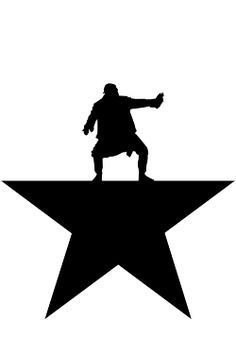 236x337 Hamilton The Musical Broadway 4 Silhouette By Crashboomlove