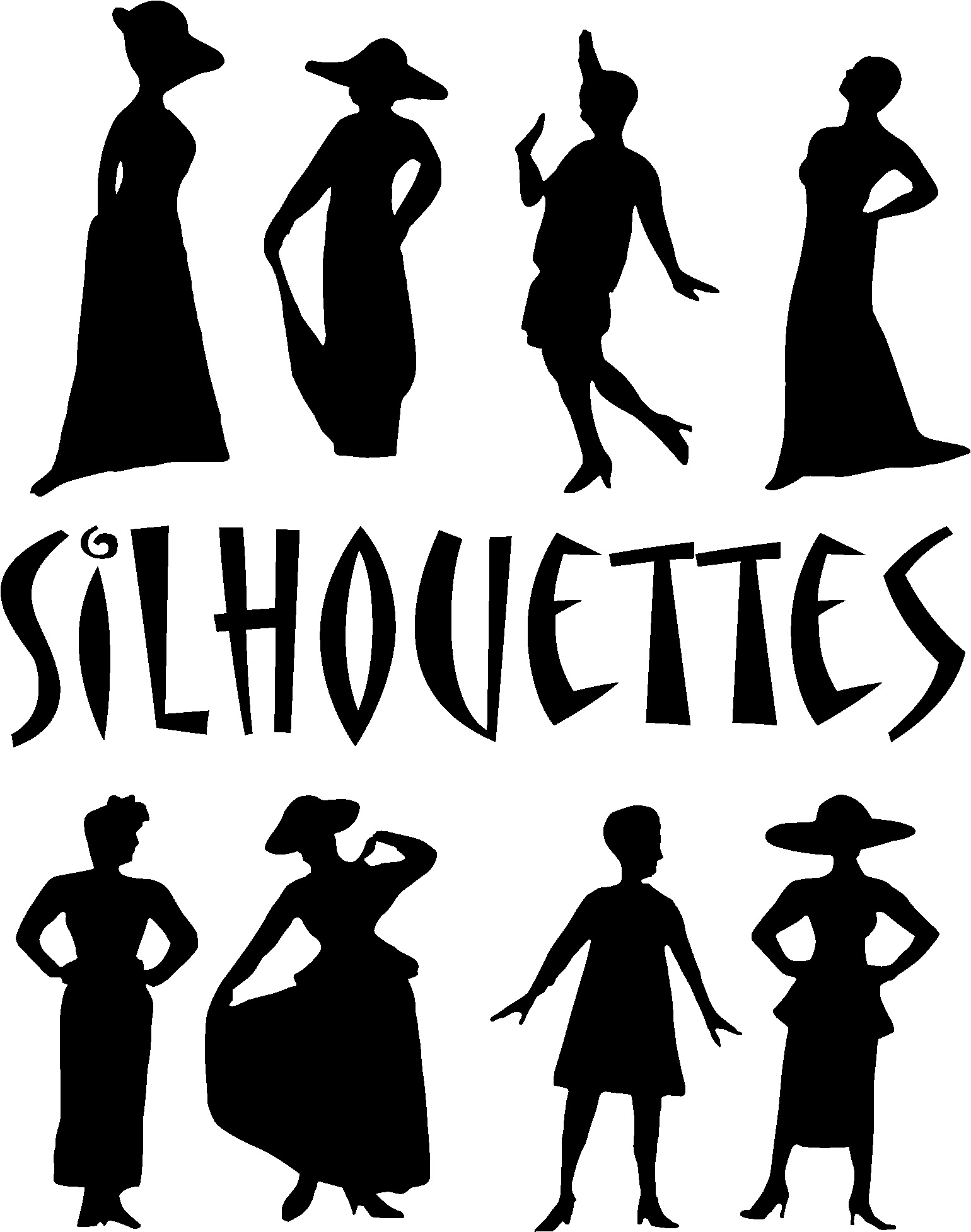 1540x1955 Silhouettes Cresson Lake Playhouse